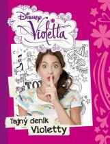 Walt Disney: Violetta - Tajný deník Violetty