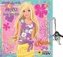 Jasmina: Mini deník na maxi tajemství