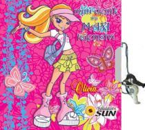 Olivia: Mini deník na maxi tajemství