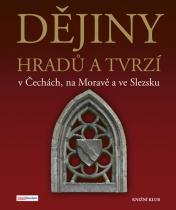 Soukup Vladimír, David Petr: Dějiny hradů a tvrzí v Čechách, na Moravě a ve Slezsku