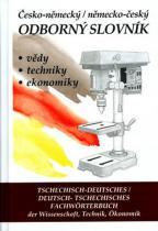 Věra Hegerová: Česko-německý, německo-český odborný slovník + CD