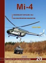 Jakub Fojtík: Mi-4 - Víceúčelový vrtulník Mi-4