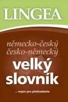 Německo-český, česko-německý velký slovník ...nejen pro překladatele