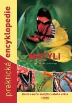 Wijbren Landman: Motýli - denní a noční motýli z celého světa - praktická encyklopedie