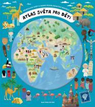 Šišperová Iva, Růžička Oldřich: Atlas světa pro děti - Objevujte svět v sedmi rozkládacích mapách