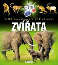 Velká encyklopedie s 3D obrázky: Zvířata