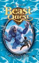 Adam Blade: Nanook, ledový netvor - Beast Quest 5