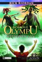 Rick Riordan: Percy Jackson – Bohové Olympu – Neptunův syn