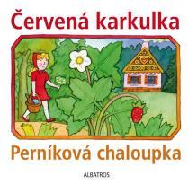 Červená karkulka a Perníková chaloupka - Lenka Vybíralová leporelo