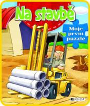Puzzle: Na stavbě - Moje první puzzle