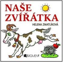 Naše zvířátka - leporelo - Helena Zmatlíková leporelo