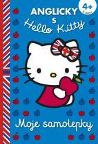 Sanrio: Moje samolepky 4+ (angličtina s Hello Kitty)