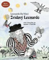 Džong Dže-Jun: Zvídavý Leonardo ((příběh o Leonardovi da Vinci)
