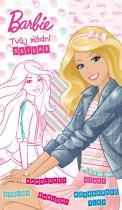 Mattel: Barbie - Módní skicář