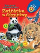 Moje první zvuková knížka: Zvířátka z divočiny