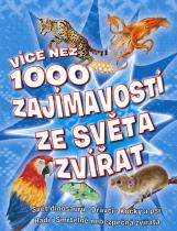 Více než 1000 zajímavostí ze světa zvířat