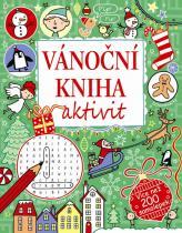 více než 200 samolepe: Vánoční kniha aktivit