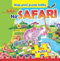 Na safari - Moje první puzzle hrátky