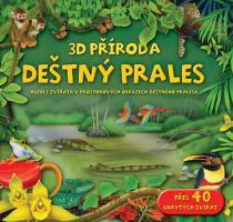 3D Příroda: Deštný prales