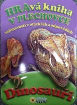 Dinosauři - Hravá kniha v plechovce