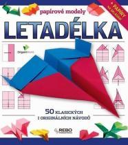 papírové modely: Letadélka