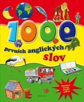 Obrázkový slovník pro děti od 5 let: 1000 prvních anglických slov