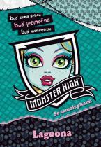 Mattel: Monster High - Lagoona - Buď sama sebou, buď jedinečná, buď monstrózní
