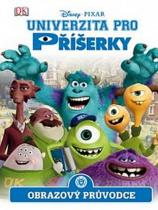 Walt Disney: Monsters University - Nezbytná příručka