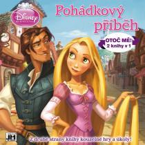 Disney princezny Pohádkový příběh-Otoč mě! 2 knihy v1