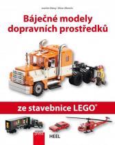 Albrecht Oliver, Klang Joachim: Báječné modely dopravních prostředků ze stavebnice LEGO