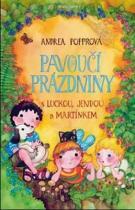 Andrea Popprová: Pavoučí prázdniny s Luckou, Jendou a Martínkem