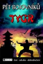 Jeff Stone: Pět bojovníků - Tygr