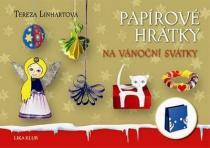 Tereza Linhartová: Papírové hrátky na vánoční svátky