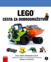 Megan Rothrock: LEGO - Cesta za dobrodružstvím 1