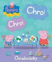 omalovánky: Prasátko Peppa - Chro, chro