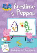 Kreslíme s Peppou: Prasátko Peppa