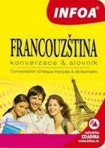 INFOA Francouzština Kapesní konverzace & slovník