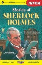 Arthur Conan Doyle: Stories of Sherlock Holmes/Případy Sherlocka Holmese - Zrcadlová četba