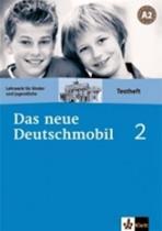 Douvitsas-Gamst: Das neue Deutschmobil 2 - sešit s testy