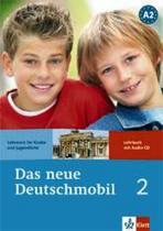 Douvitsas-Gamst: Das neue deutschmobil 2 - učebnice + CD