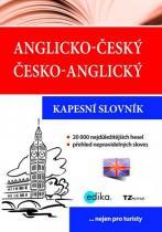 Zahradníček Tomáš: Anglicko-český, česko-anglický kapesní slovník (Albatros)