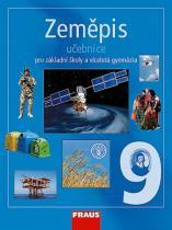 Zeměpis 9 pro ZŠ a víceletá gymnázia - učebnice