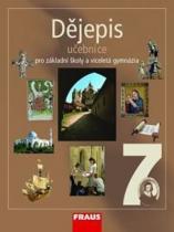 Dějepis 7 pro ZŠ a víceletá gymnázia - učebnice