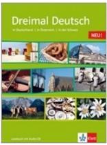 Dreimal Deutsch NEU - učebnice + CD