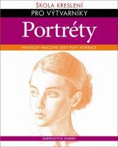 Barrington Barber: Portréty - Škola kreslení pro výtvarníky