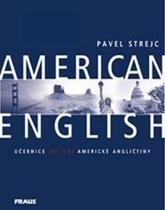 Pavel Strejc: American English - učebnice