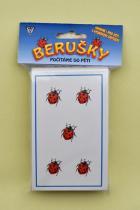 Berušky - počítáme do pěti - Určeno pro MŠ, 1. a 2. třídu ZŠ a pro žáky s SPU - Flösslerová Dobruška, Mgr.