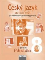 Český jazyk 8 pro ZŠ a víceletá gymnázia - pracovní sešit
