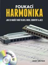 Sandy Weltman: Foukací harmonika - Jak se naučit hrát blues, rock, country a jazz + CD