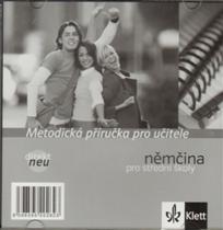 Direkt neu 3 - Metodická příručka pro učitele - CD - Motta G., Čwikowska B., Vomáčková O. CD
